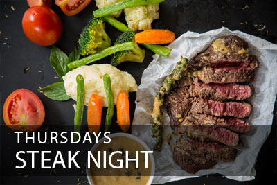 Steak Night Cork Restaurant