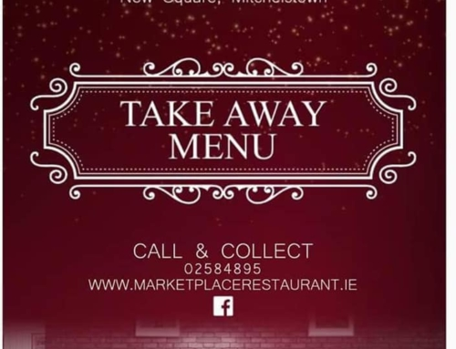 TAKE AWAY LUNCH