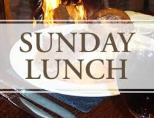 SUNDAY LUNCH MENU 20/10/19 – €30 FOR ALL 4 COURSES